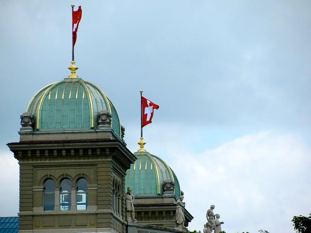 Swiss Parliament buildings