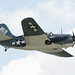 Curtiss-Wright SB2C Helldiver by dfndr13