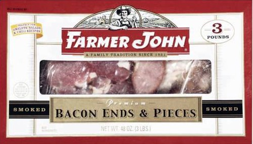 farmer john bacon ends and pieces 3 lb