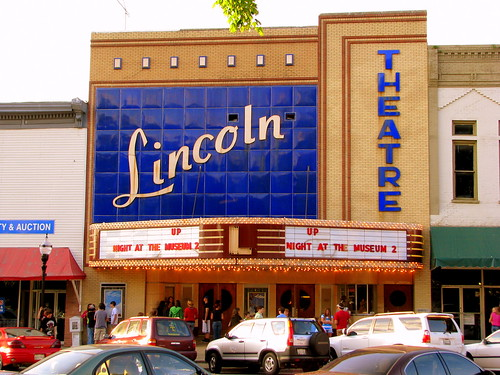 Lincoln Theater - Fayetteville, TN