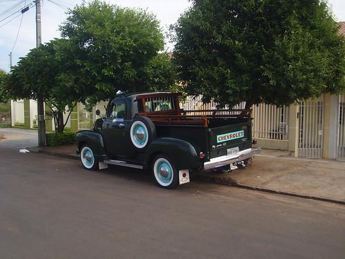 Chevrolet   old truck   Brazil   05