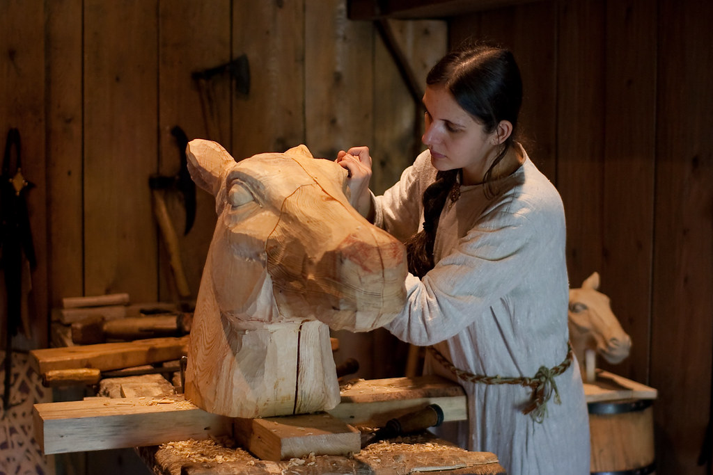 Museo vikingo Lofoten