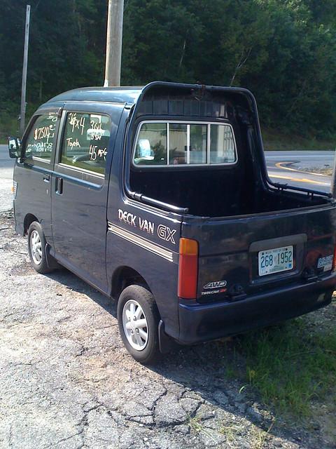 daihatsu hijet mini truck 1 flickr photo sharing. Black Bedroom Furniture Sets. Home Design Ideas