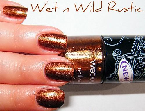 Wet n Wild Rustic
