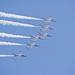 USAF Thunderbirds - Full Formation