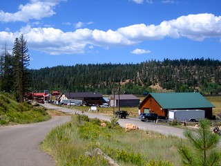 Main St., Duck Creek Village