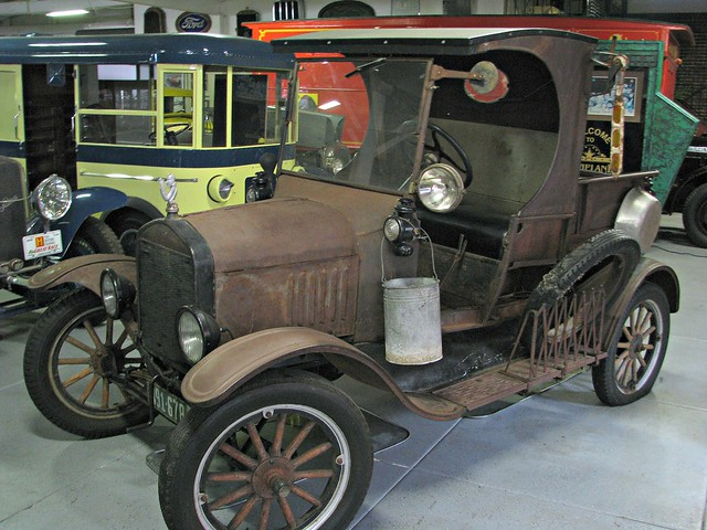 1924 Ford Model T C Cab Pickup 1 Flickr Photo Sharing