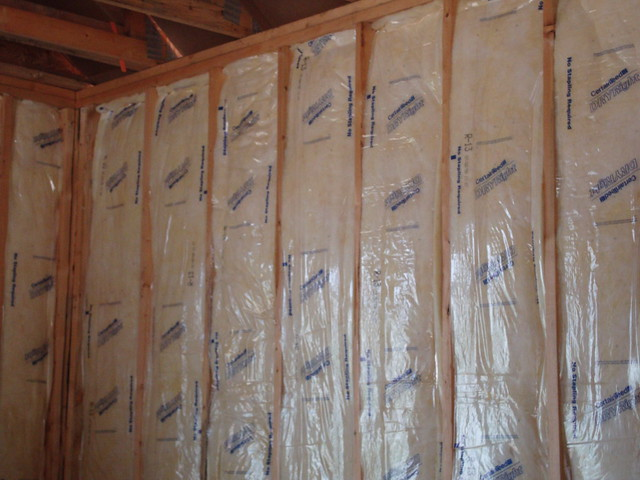 Fiberglass Batt Insulation Flickr Photo Sharing