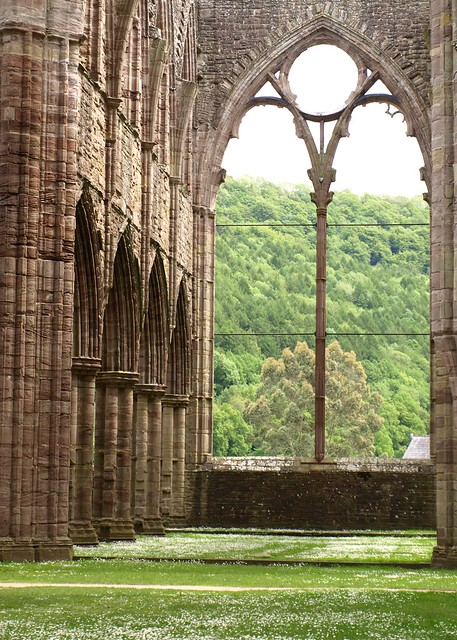 Tintern Abbey South Window