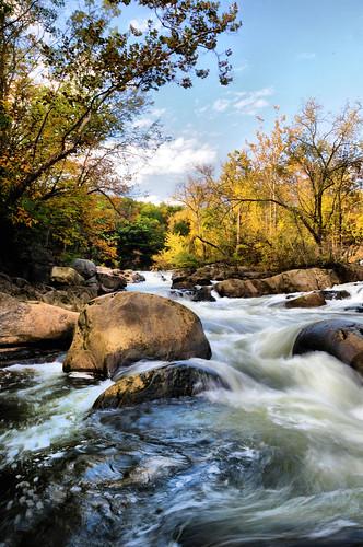 autumn fall water rocks colorful stream fallcolors theperfectphotographer imagebydesignworks
