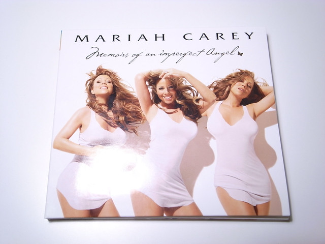 Mariah Carey - Memoirs Of An Imperfect Angel | Flickr ...