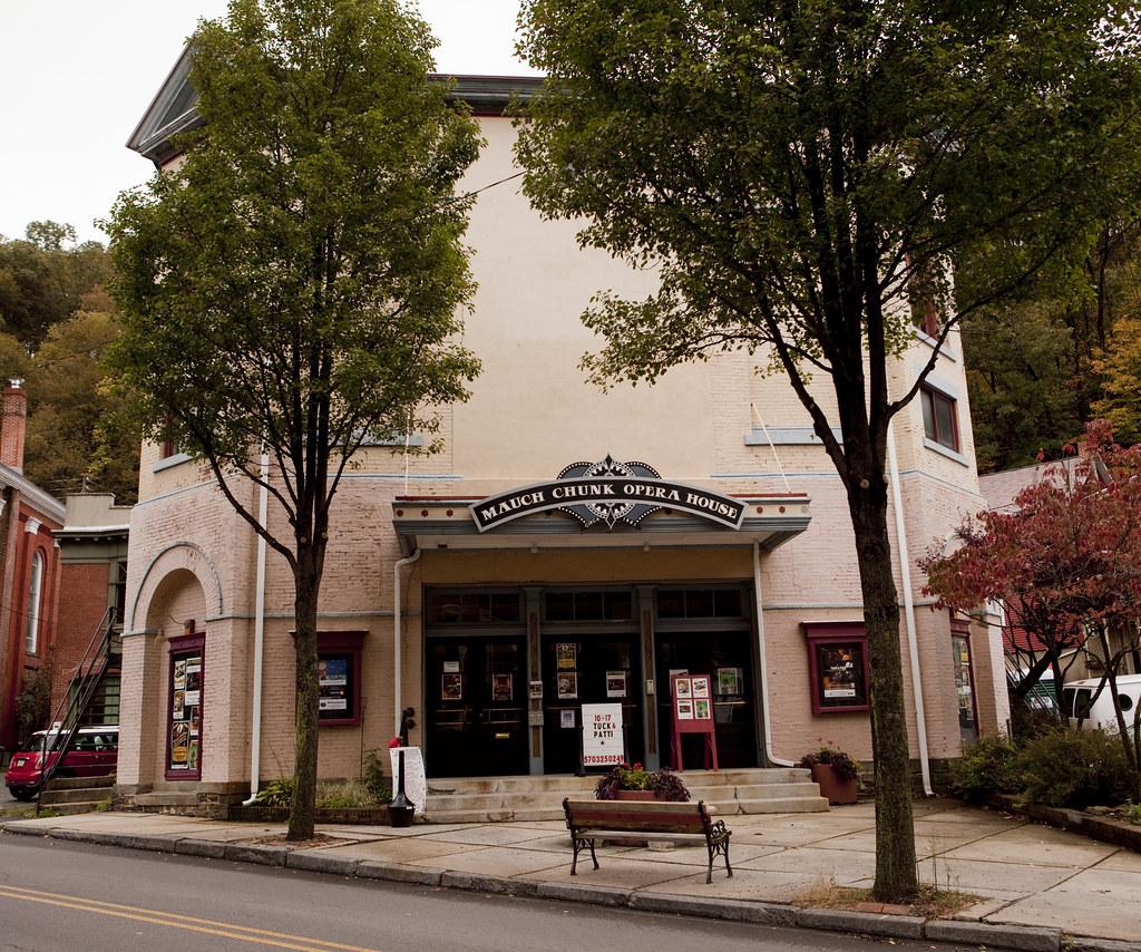 Mauch Chunk, Jim Thorpe, Pennsylvania