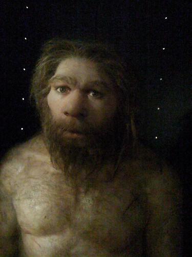 La mirada del Neandertal
