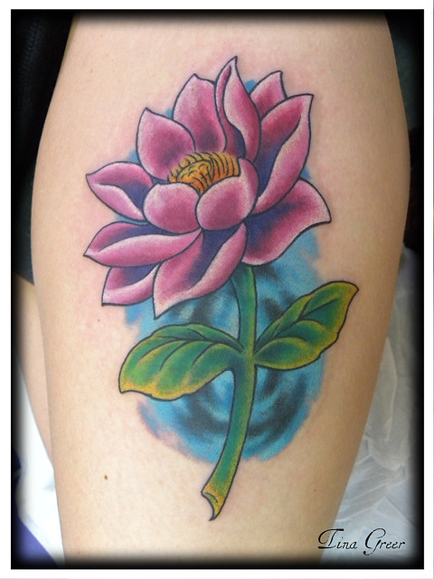Coverup After - Flower