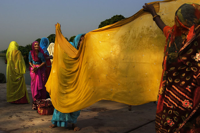 Ujjain.  Ghats