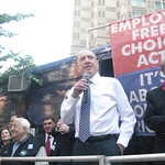 PA: Employee Free Choice Act Rally at State Democratic Convention