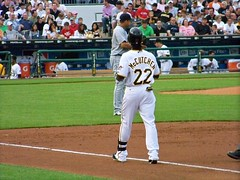 Andrew McCutchen at 1st