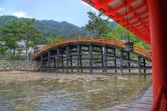 厳島神社 Itsukushima-Schrein