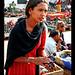 Nepal-Kathmandu-girl-market