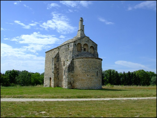 Chapel near Beaucaire