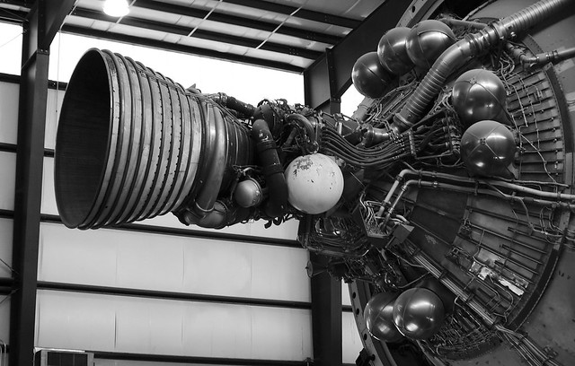 Photo:Saturn v By:Mauro Luna