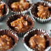 chocolate-covered salted peanut caramel cups