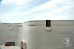 MAXXI Museo nazionale delle arti del XXI secolo, Roma, maggio 2006