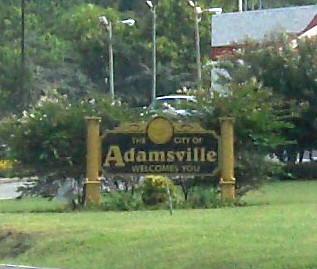Adamsville, Alabama