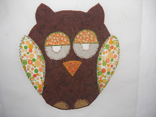 Michelles Owl for AQB2