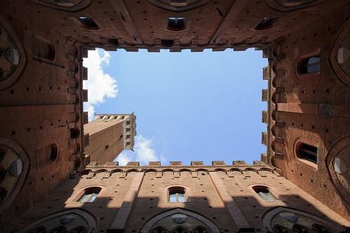 Palazzo Publico in Siena