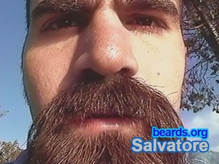 Salvatore: going goatee, part 22