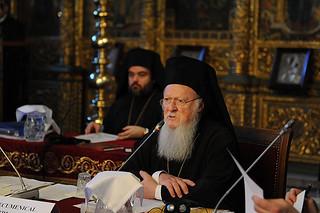 SS Bartomomeu al Constantinopolului, 6 martie 2014