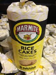 Marmite Ricecakes