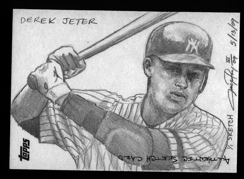 derek jeter coloring pages - derek jeter sketch flickr photo sharing