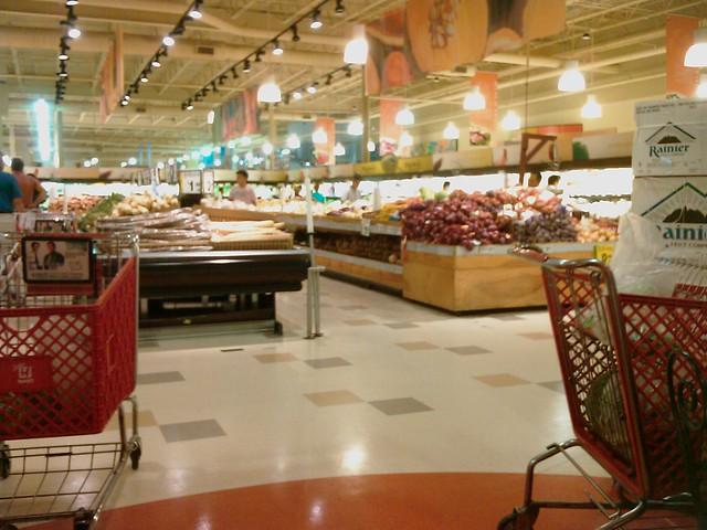 Vegetables at Super H Mart | Flickr - Photo Sharing!