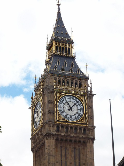 big ben torre reloj londres flickr photo sharing. Black Bedroom Furniture Sets. Home Design Ideas