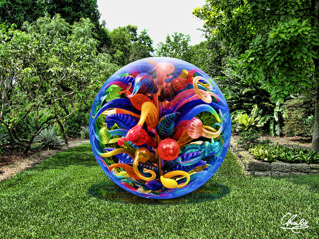 Chihuly Orb