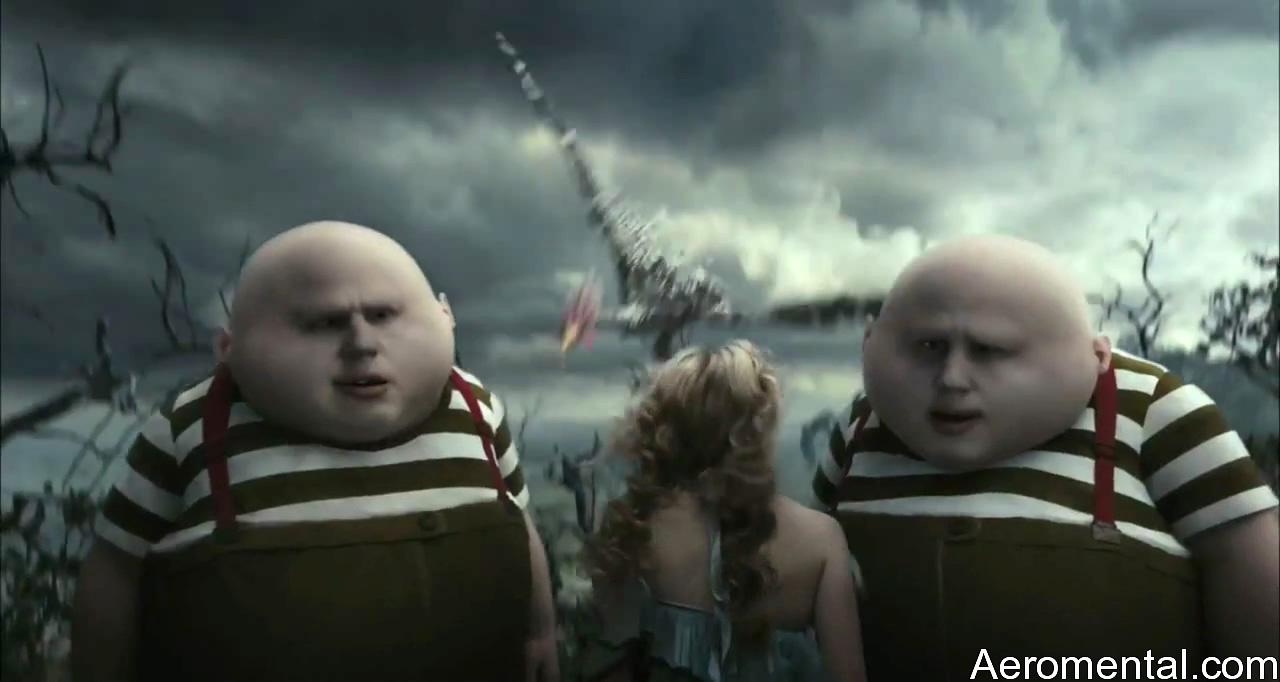 Trailer de Alicia en el País de las Maravillas en HD