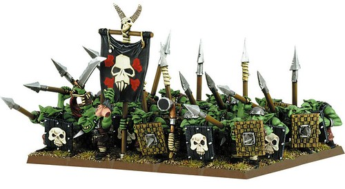 Les races for Portent warhammer