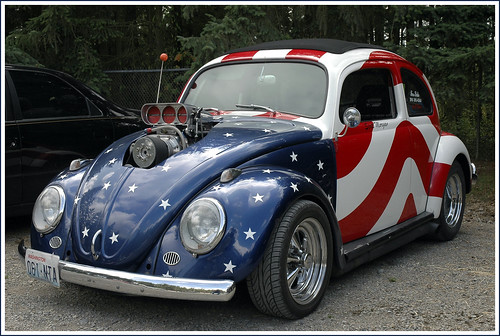 Super VW Bug