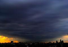 Amenaza de tormenta - Storm threat