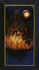 Moonlight fire