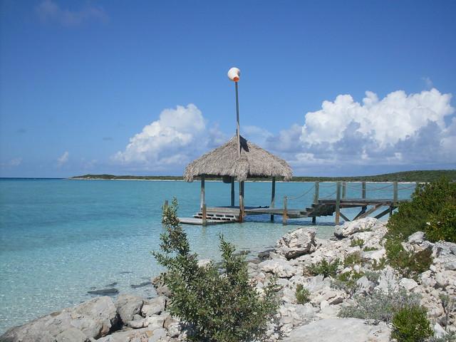 Musha Cay Airport-Rudder Cut Cay