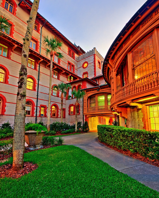 Flagler College Dorms And Dining Center This Is A Shot