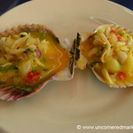 A Little Pulpo Ceviche Teaser - Lima, Peru