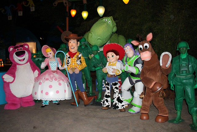 Toy Story characters | Flickr - Photo Sharing!