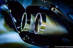 Jaguar F-Type SVR Exhaust