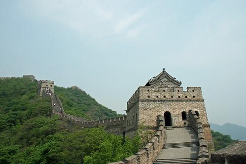 China - Mutianyu Great Wall (长城)