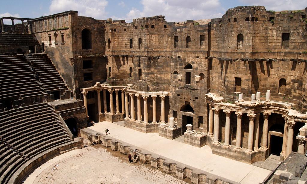 Amphitheater Bosra