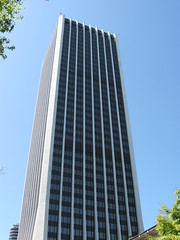 Skyscraper in Portland